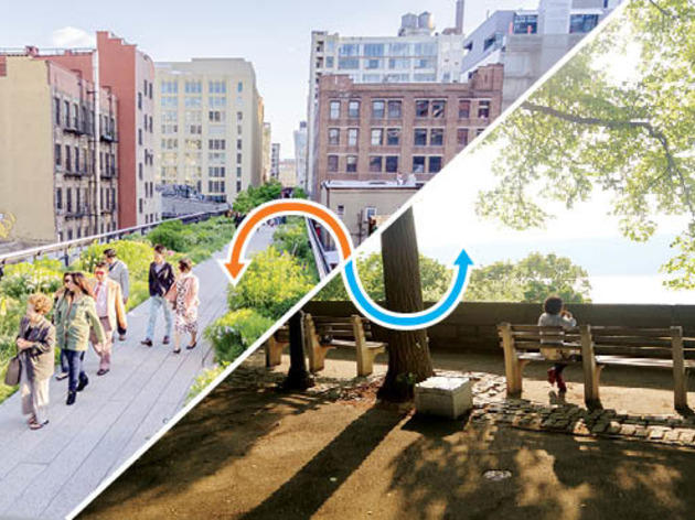 Park: The High Line / Fort Tryon Park