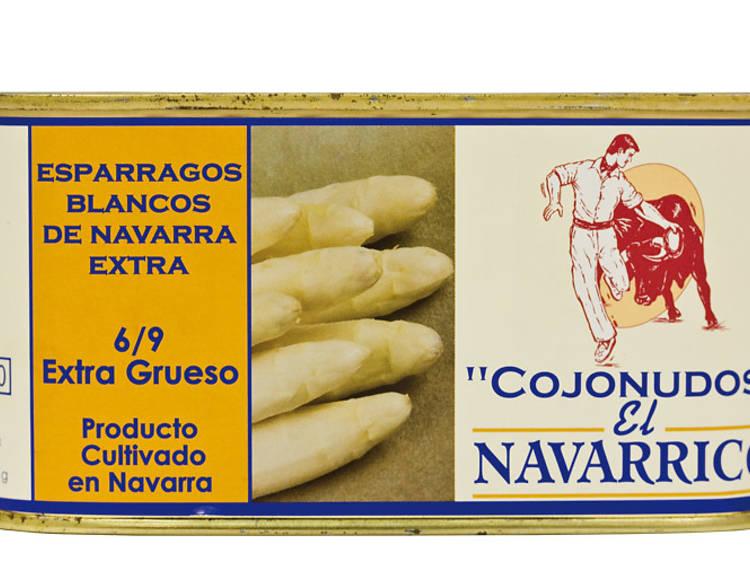 Espàrrecs Cojonudos El Navarrico