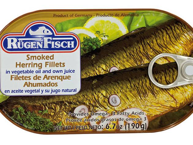 Arengades fumades Rügenfisch