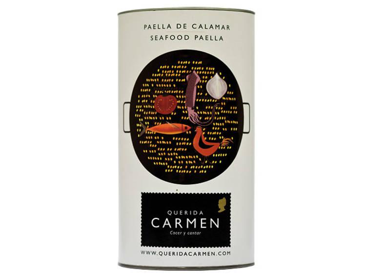 Arrossos i fideuà Querida Carmen