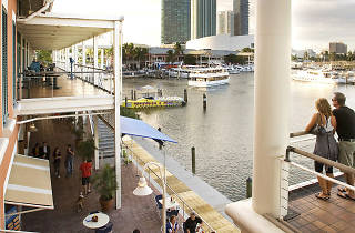 Bayside Marketplace, Shops and services, Miami