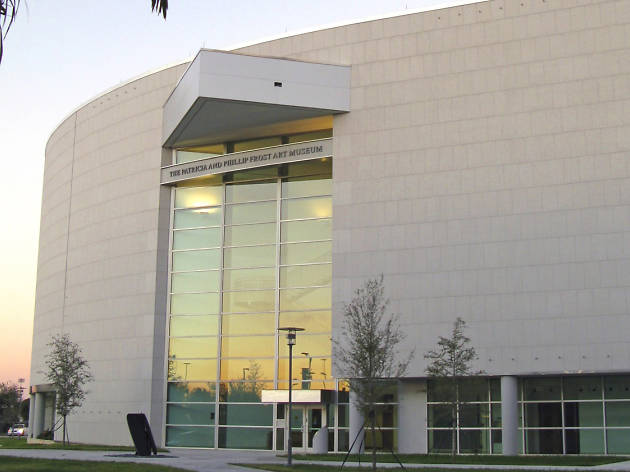 Frost Art Museum at FIU, Museums and attractions, Miami