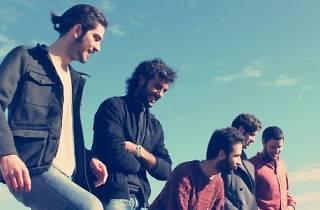 Primavera als Bars 2014: Barbott