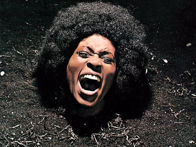 (Funkadelic, 'Maggot Brain', 1971 / © Westbound Records. Design: Graffiteria, The, Paula Bisacca / Photo : Joel Brodsky)