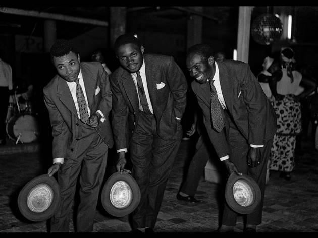 (Franco, Kinshasa, 1965 / © Jean Depara, Revue Noire)