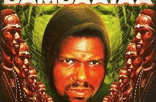 (Afrika Bambaataa, 'Zulu Nation War Chant', 1999 / © Eurotrend)