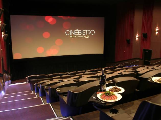 CinéBistro, Cinemas, Miami