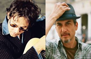 Grant Lee Phillips and Howe Gelb