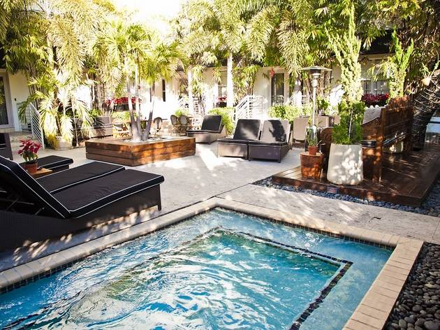 Metropole, Hotels and accommodation, Miami