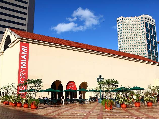 HistoryMiami, Museums and attractions, Miami