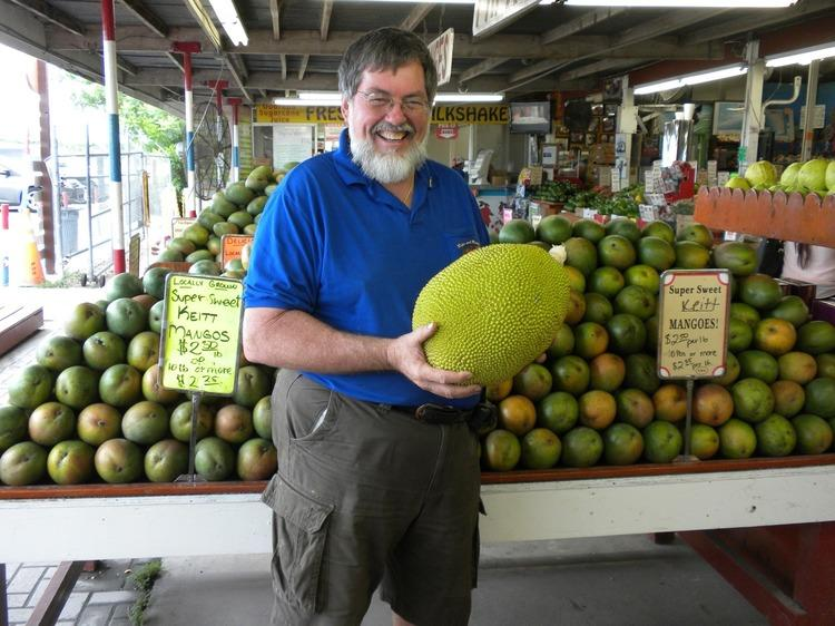 Visit Miami's most popular fruit stand at Robert is Here