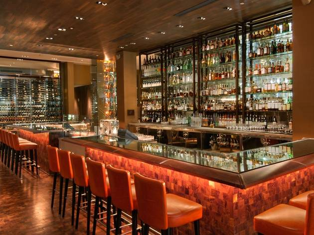 Michael Mina: Bourbon Steak, Restaurants and cafes, Miami