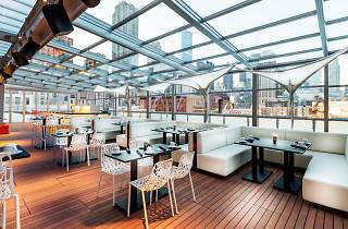 IO Urban Rooftop Lounge