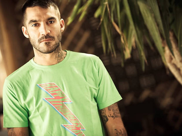 ElRow City: Marc Maya + Raul Mezcolanza + George Privatti