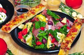 Pizza Rustica, Restaurants and cafes, Miami