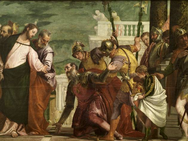 Paolo Veronese (1528-1588) ('Christ and the Centurion', about 1570)