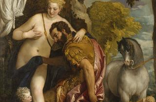 Paolo Veronese (1528-1588) ('Mars and Venus United by Love', about 1570-5)