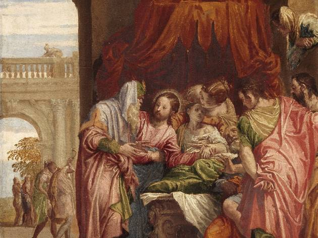 Paolo Veronese (1528-1588) ('The Raising of the Daughter of Jairus', about 1546)