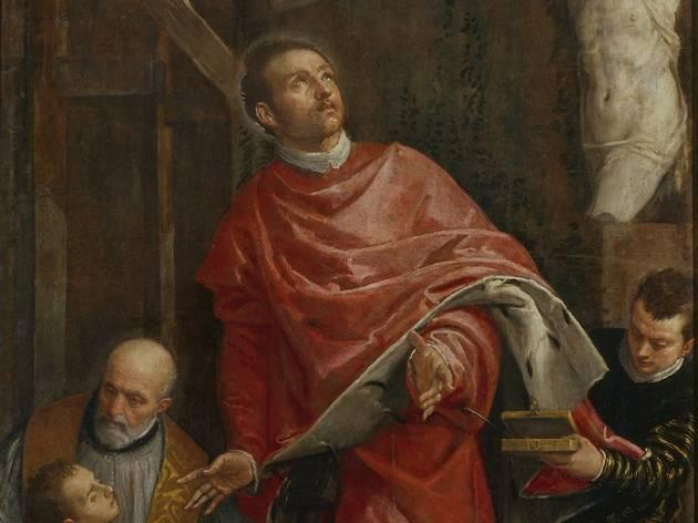 Paolo Veronese (1528-1588) ('The Conversion of Saint Pantalon', 1587)