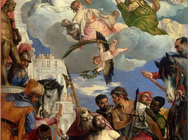 Paolo Veronese (1528-1588) ('Martyrdom of Saint George', about 1565)