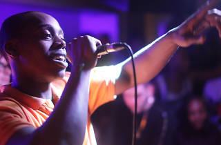 Hip Hop Karaoke, The Social