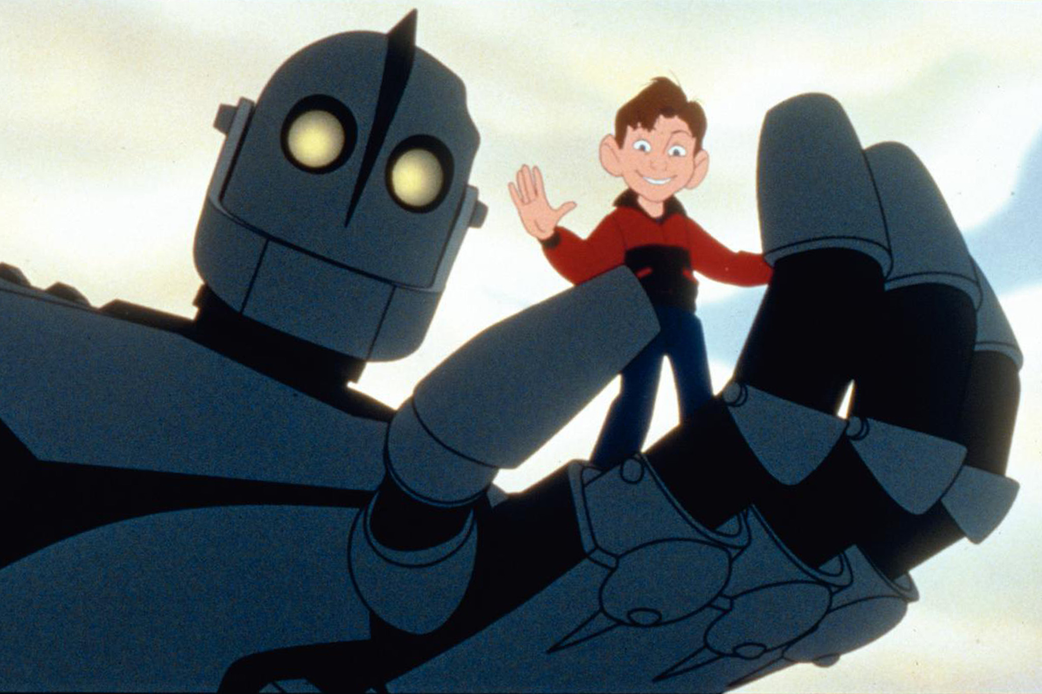 Best animation movies: The Iron Giant