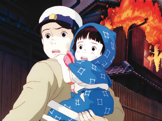 Best Studio Ghibli films: Grave of the Fireflies