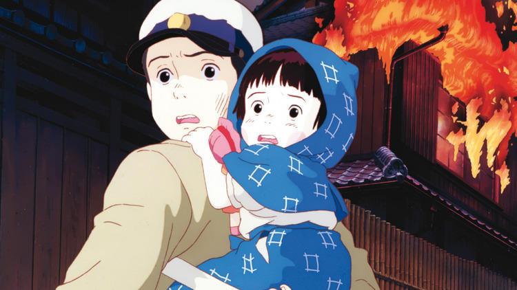 Best Studio Ghibli films: Grave of the Fireflies