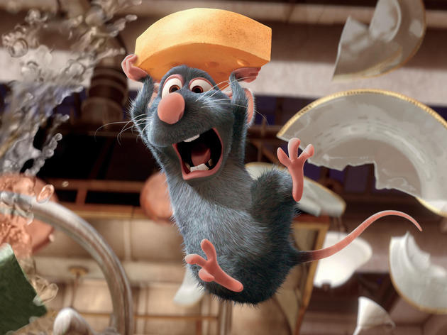 Best Pixar films: Ratatouille