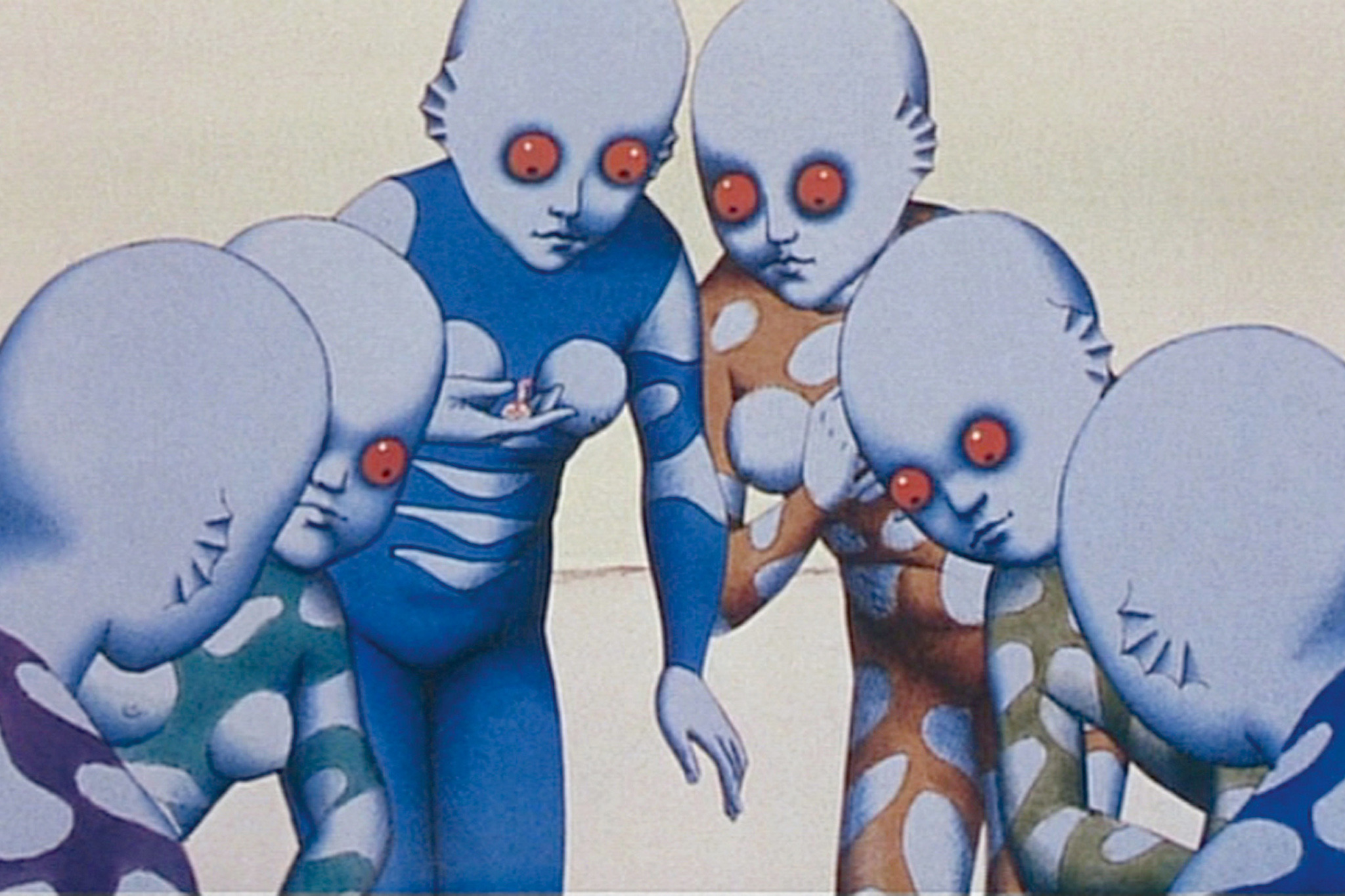 Best animation movies: Fantastic Planet