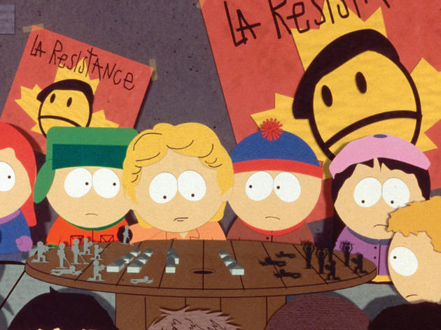 Best animation movies: South Park: Bigger, Longer & Uncut