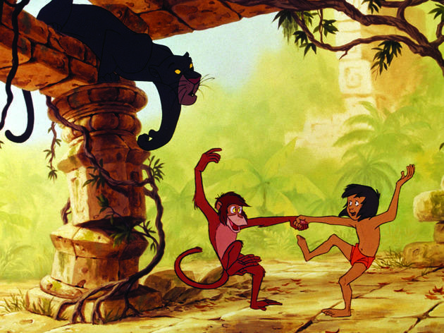 Best Disney films: The Jungle Book