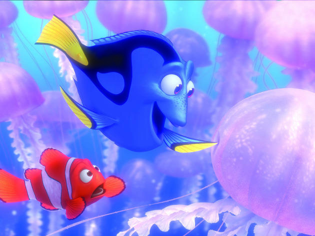 Best Pixar films: Finding Nemo