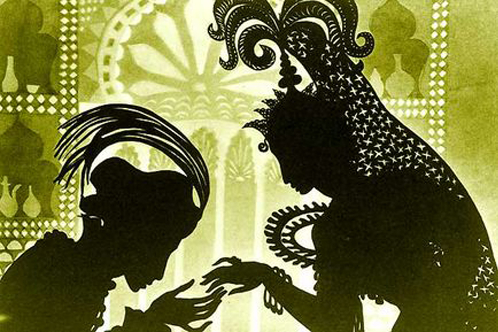 Best animated films: The Adventures of Prince Achmed