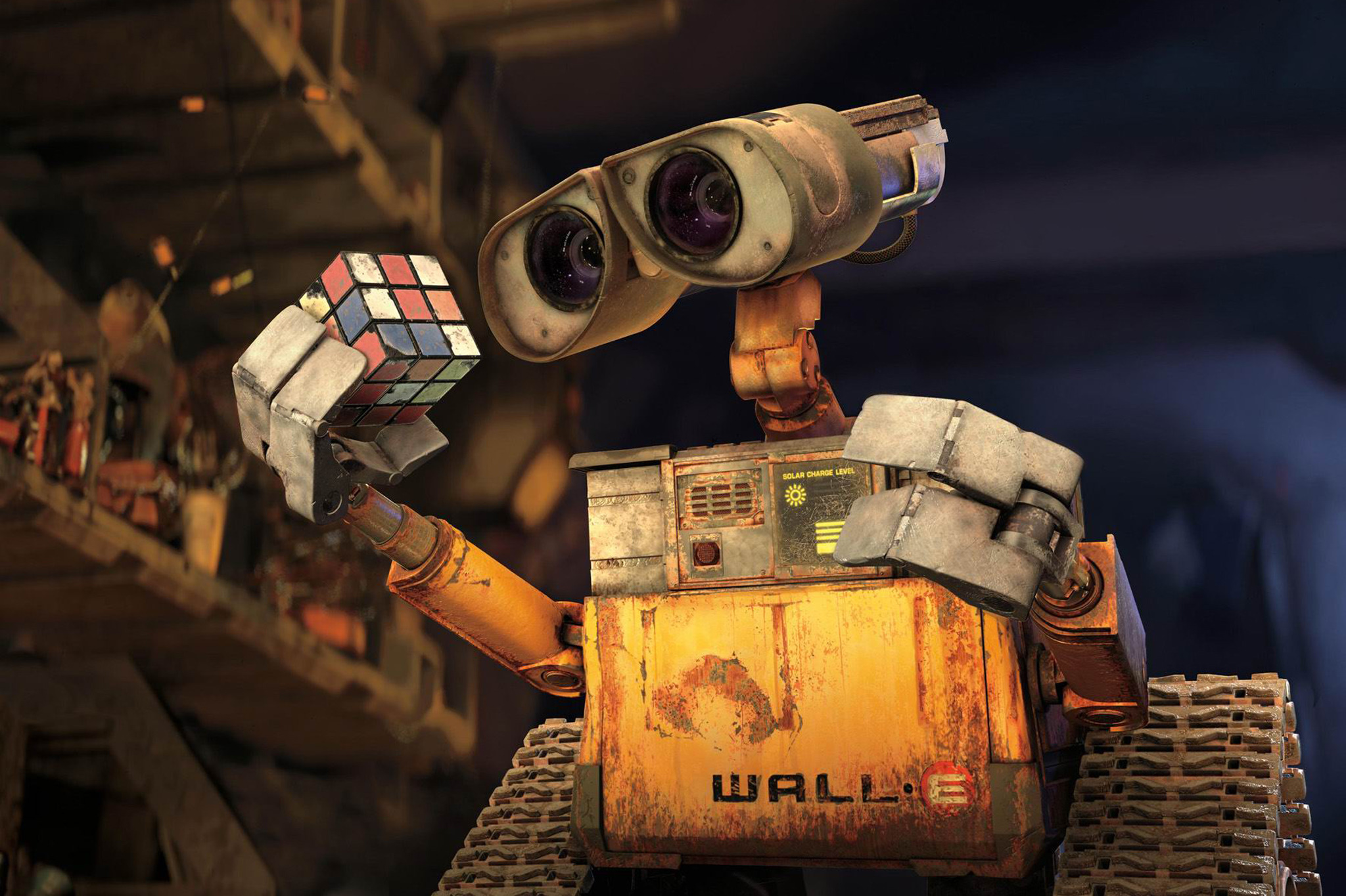 Best Pixar films: WALL·E