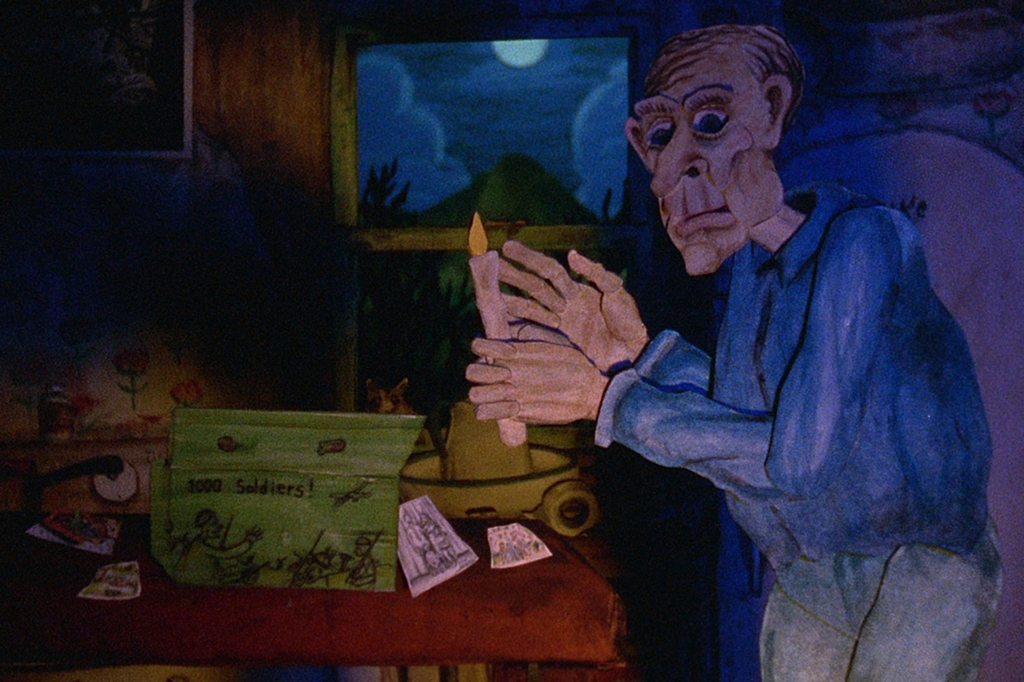 Best animated films: Consuming Spirits