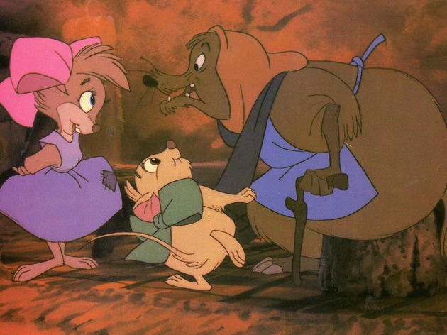 Best animated films: The Secret of NIMH