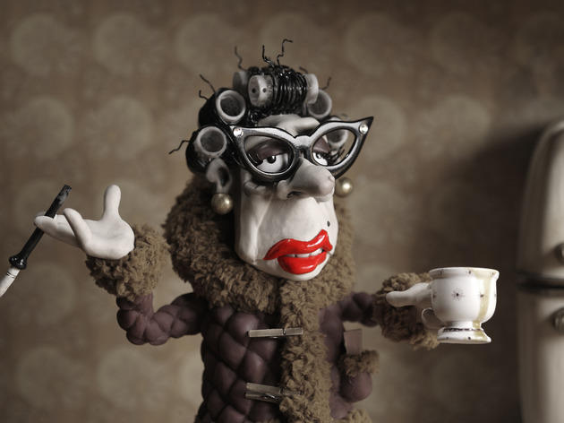 Best animation movies: Mary and Max