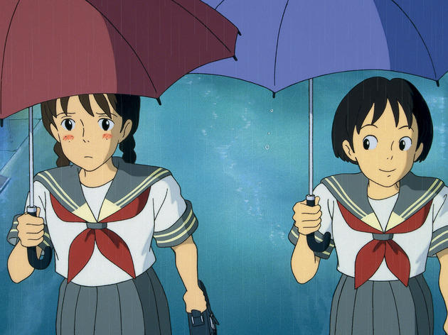 Best Studio Ghibli films: Whisper of the Heart