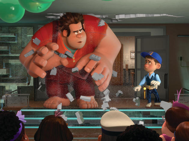 Best Disney films: Wreck-It Ralph