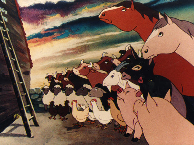 Best animated movies: Animal Farm