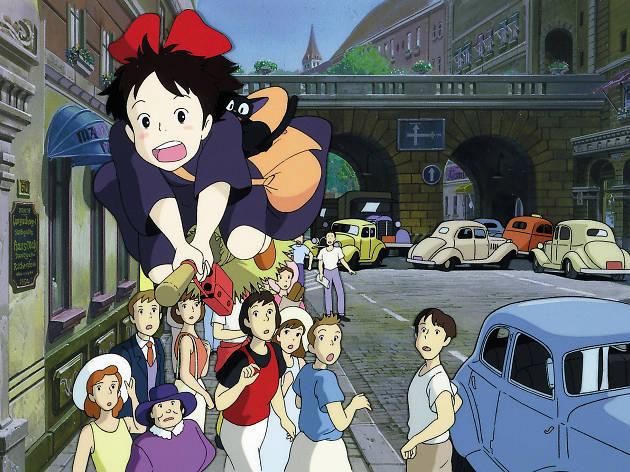 Best Studio Ghibli films: Kiki's Delivery Service