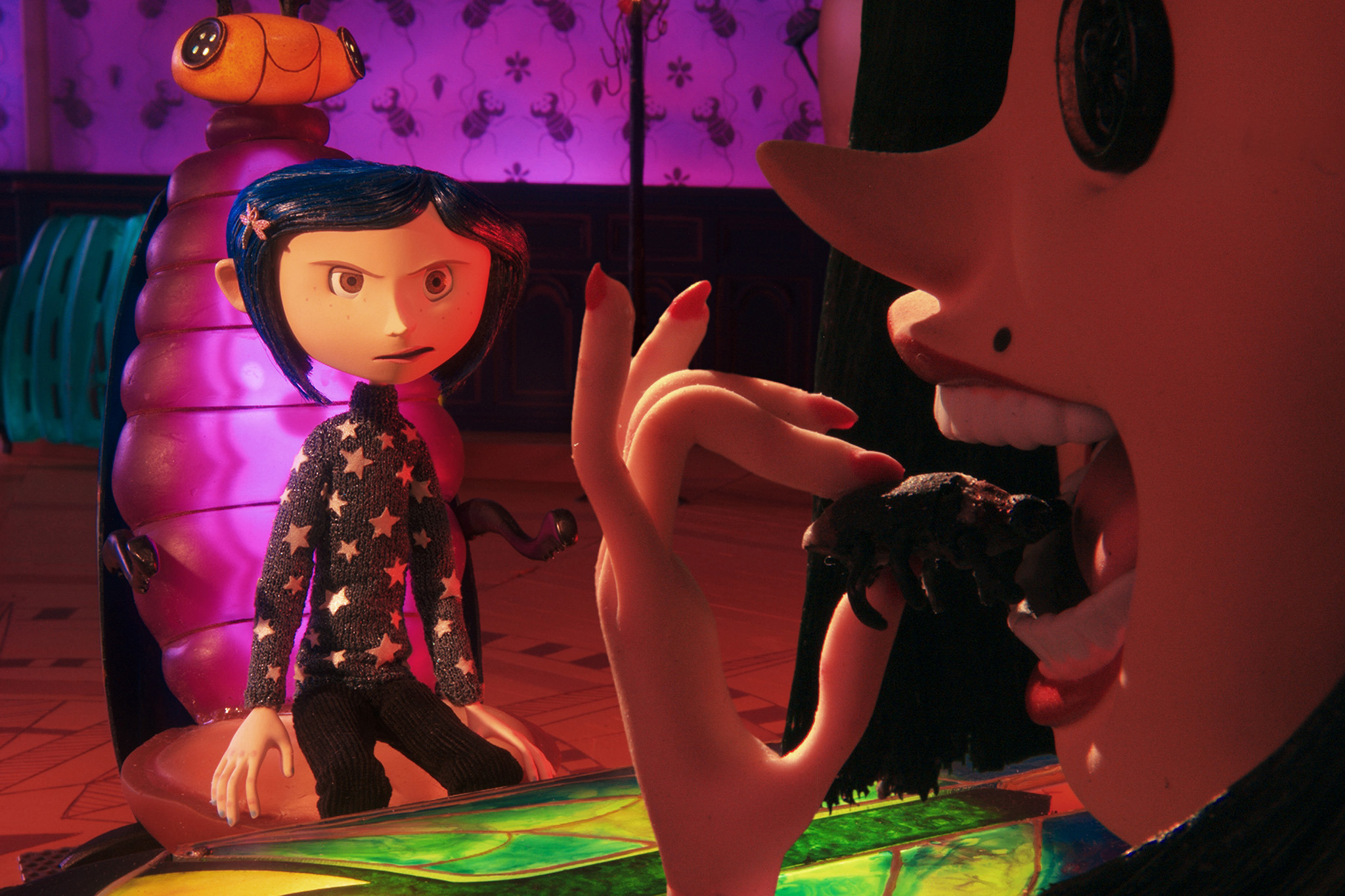 Coraline 2009 Directed By Henry Selick Film Review