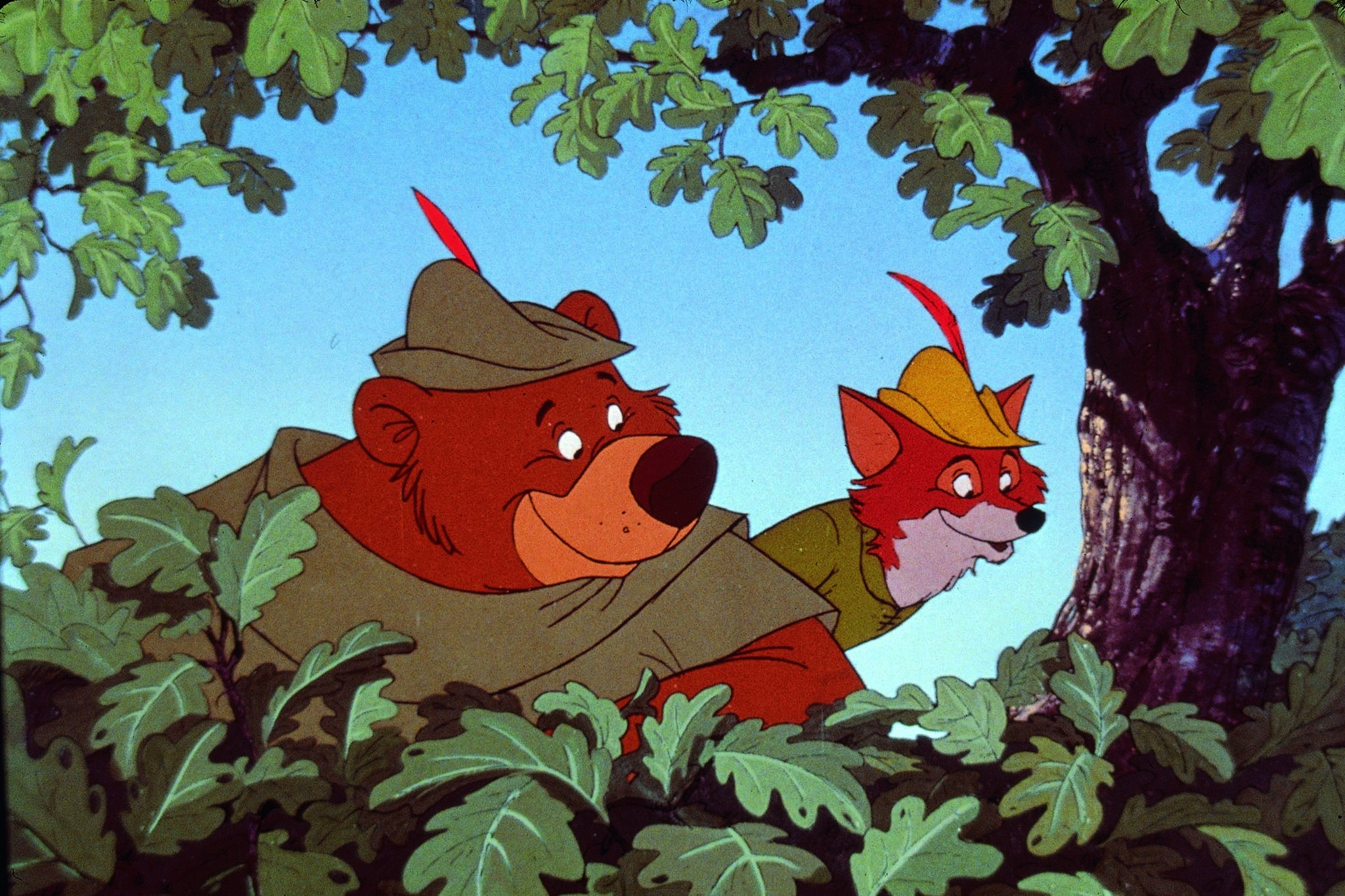 Best Disney films: Robin Hood