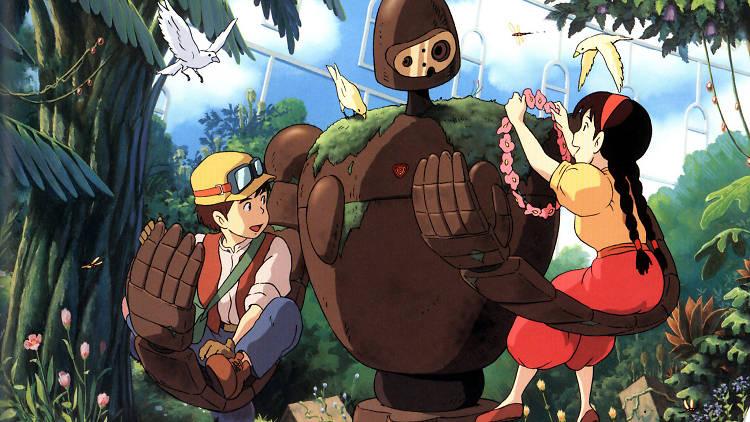 Best Studio Ghibli films: Castle in the Sky