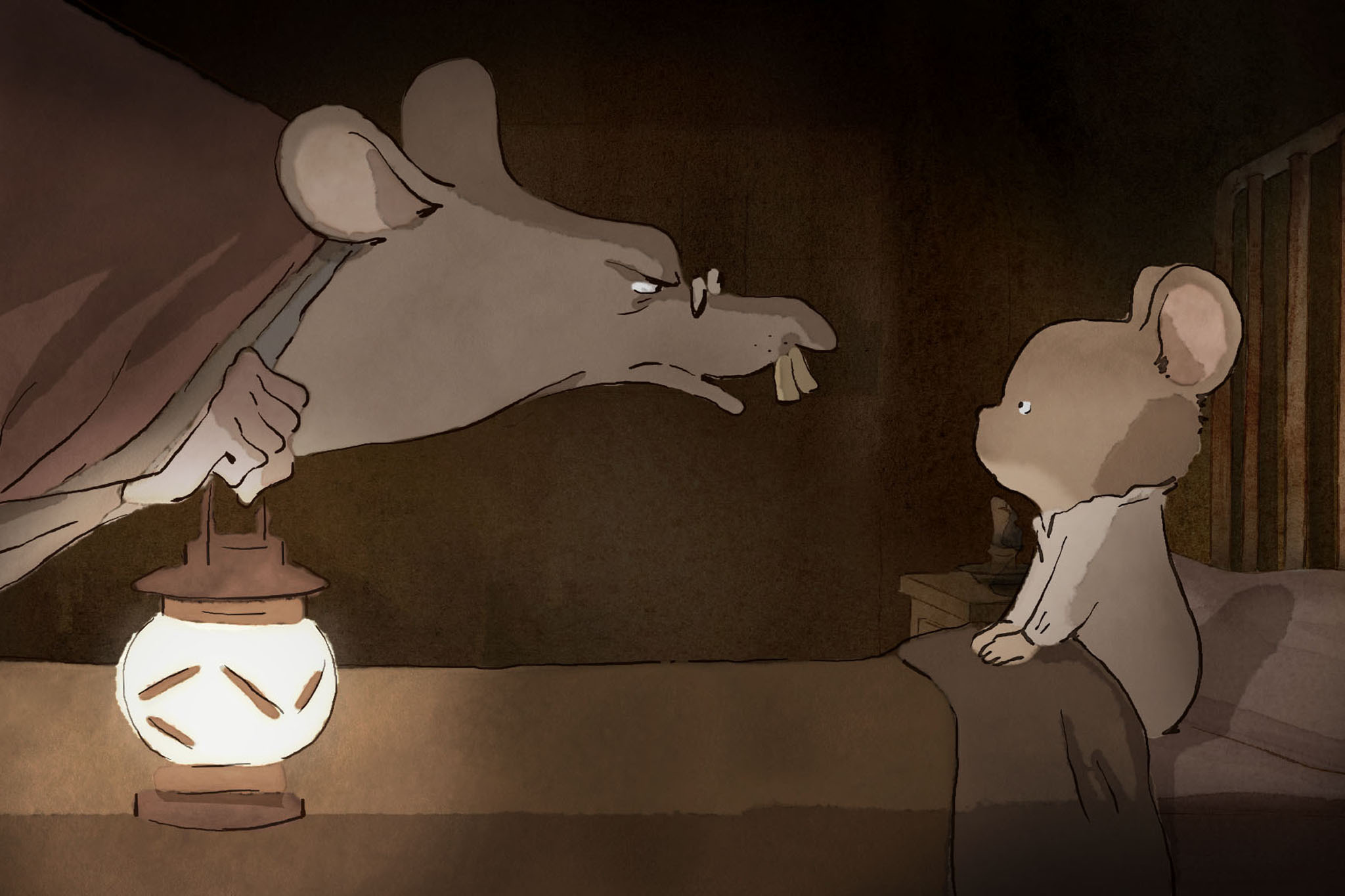 Best animated movies: Ernest & Celestine