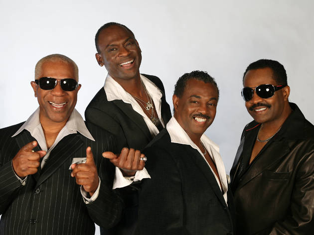 Kool and the Gang 2013