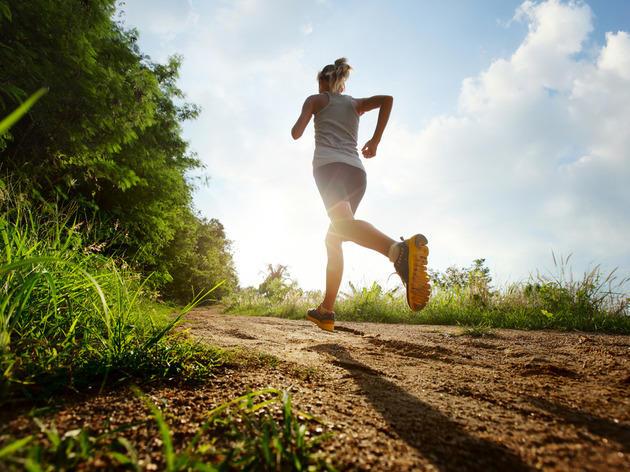 Running femení