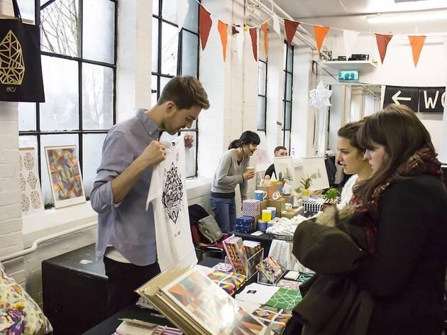 Crafty Fox Market Peckham
