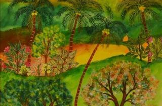 Coconut Palms (© Rudi Patterson)